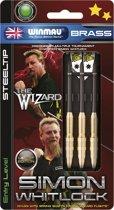Winmau Simon Whitlock brass steeltip darts 24gr