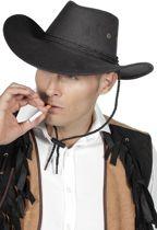 Cowboyhoed Roy zwart