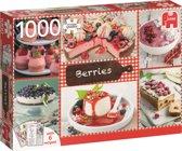 Berries Jumbo Premium Collection Puzzel 1000 Stukjes