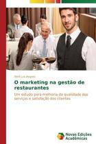 O Marketing Na Gestao de Restaurantes