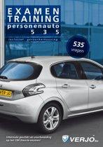 535 vragen personenauto Examentraining - 34e druk - Actuele druk - maart 2015