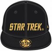 STAR TREK - Typo - Black Cap