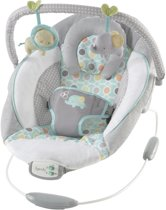 Vibrerende relax   Ingenuity Morrison Baby Bouncer wipstoeltje   Babysitter met trilling en geluid