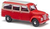 Busch - Framo V901/2 Bus Rot (Ba51250)