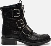 Ann Rocks Biker boots zwart - Maat 38