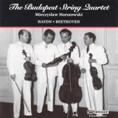 Haydn, Beethoven / Horszowski, Budapest String Quartet