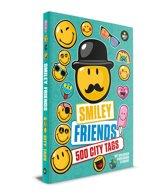 Smiley Go! friends - met 500 afbreekbare stickers