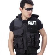 kogelvrij swat vest one size fits all