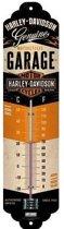 Harley-Davidson Garage Thermometer