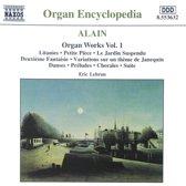 Alain: Organ Works Vol.1