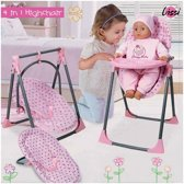 Lissi Baby 4in1 Poppenstoel Boutique