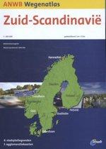 ANWB Wegenatlas - Zuid-Scandinavië