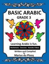 Basic Arabic Grade 3