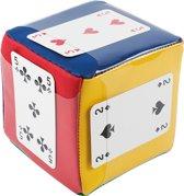 Creatieve Sinterklaas Dobbelsteen Mini 10 x 10 cm | Foam Dobbelsteen | Cube