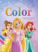 Disney Kleurboek Princess Color 30 Cm