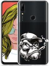 Huawei P Smart Z Hoesje Gorilla Head
