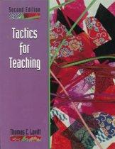 Afbeelding van Tactics for Teaching