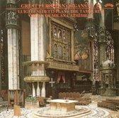 Plays the Tambourin Organ of Milan Cathedral, No. 38