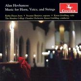 Alan Hovhaness: Music for Horn, Voice & Strings