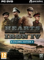 Hearts of Iron IV: Colonel Edition /PC