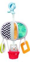 Taf Toys Activiteitencentrum voor wandelwagen Luchtballon met bijtring - 0+ maanden