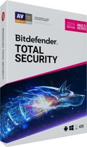 Bitdefender Total Security 2019 - 10 Apparaten - 2