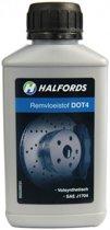 Halfords Remvloeistof Dot 4 250ML