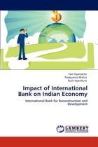 Impact of International Bank on Indian Economy