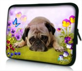 Laptophoes 13,3 hond - Sleevy