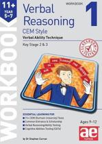 11+ Verbal Reasoning Year 5-7 CEM Style Workbook 1