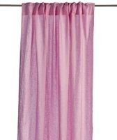Coming Kids Linnen-roze. gordijn