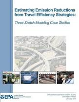 Estimating Emission Reductions from Travel Efficiency Strategies