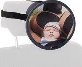 Hauck Watch Me 1 - Spiegel voor achterwaarts geplaatste autostoeltjes - Zwart
