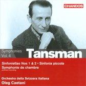 Symphonies Vol. 4