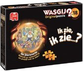 Wasgij Original 18 De Dierenarts - Puzzel - 1000 stukjes