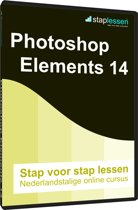 Staplessen Adobe Photoshop Elements 14 - Nederlands / Windows / Mac
