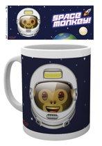 Emoji Space Monkey