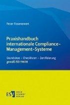 Praxishandbuch internationale Compliance-Management-Systeme