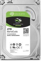 Seagate BarraCuda - Interne harde schijf - 4 TB