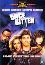 Once Bitten (dvd)