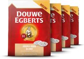 Douwe Egberts Aroma Rood Blond koffiepads - voor in je Senseo® machine - 4 x 36 pads