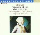 MOZART: CHAMBER MUSIC MASTERPIECES