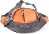 Adventure Bags Heuptas Outdoor Oranje Zwart