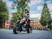 Bohlt Bastard RDW B12AH - Elektrische scooter - RDW - Aluminium - Accu - 1200W