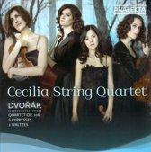 Cecilia String Quartet: Dvorak