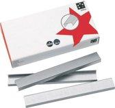 5 Star nietjes 26/6 verzinkt doos van 5.000 nietjes