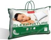 Sleep Nature veren hoofdkussen 60x70cm