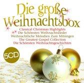 Die Grosse Weihnachtsbox! 5Cds