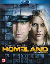 Homeland - Seizoen 1 (Blu-ray)