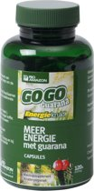 Gogo guarana 500mg - 120 capsules - Voedingssupplement